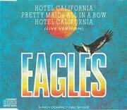 CD Single - Eagles - Hotel California