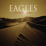 Double CD - Eagles - Long Road Out Of Eden - Cardboard sleeve