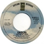 7inch Vinyl Single - Eagles - New Kid In Town