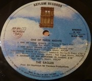 LP - Eagles - One Of These Nights