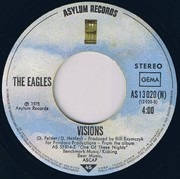 7inch Vinyl Single - Eagles - One Of These Nights