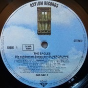 LP - Eagles - The Best Of Eagles