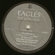 LP - Eagles - The Long Run - SP