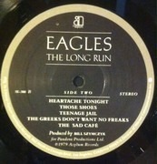 LP - Eagles - The Long Run