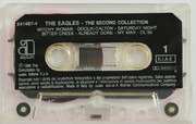MC - Eagles - The Second Collection - Dolby. Still Sealed