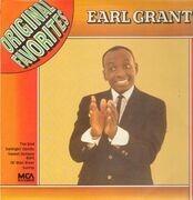 LP - Earl Grant - Original Favorites