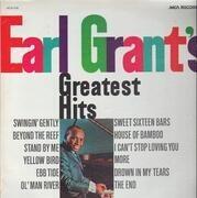 LP - Earl Grant - Earl Grant's Greatest Hits