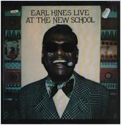 LP - Earl Hines - Earl Hines Live At The New School (Volume Two)