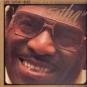 LP - Earl Hines - 'Fatha' - DIRECT TO DISC