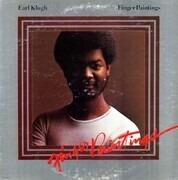 LP - Earl Klugh - Finger Paintings