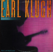 LP - Earl Klugh - Nightsongs