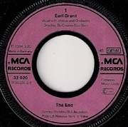 7'' - Earl Grant - The End