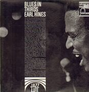 LP - Earl Hines - Blues In Thirds
