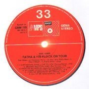 LP - Earl Hines - Fatha & His Flock On Tour