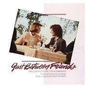 LP - Earl Klugh , Patrick Williams - Just Between Friends - Original Motion Picture Soundtrack