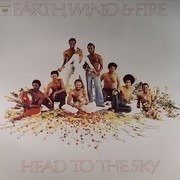 LP - Earth, Wind & Fire - Head To The Sky - Still Sealed