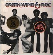 LP - Earth, Wind & Fire - That's The Way Of The World - Still Sealed / Gatefold