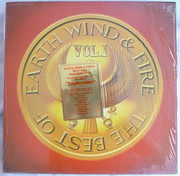 LP - Earth, Wind & Fire - The Best Of Earth Wind & Fire Vol. I - Still sealed