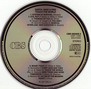 CD - Earth, Wind & Fire - Touch The World