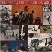 LP - Earth, Wind & Fire - Touch The World