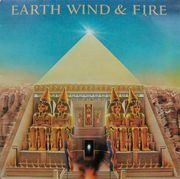 LP - Earth, Wind & Fire - All 'N All - Incl Poster!