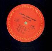 Double LP - Earth, Wind & Fire - Gratitude