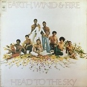 LP - Earth, Wind & Fire - Head To The Sky