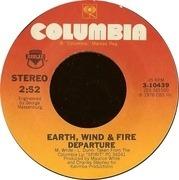 7'' - Earth, Wind & Fire - Saturday Nite