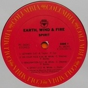 LP - Earth, Wind & Fire - Spirit - Gatefold