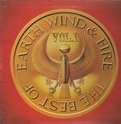 LP - Earth, Wind & Fire - The Best Of Earth, Wind & Fire Vol. I
