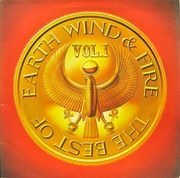 LP - Earth, Wind & Fire - The Best Of Earth Wind & Fire Vol. I - Gatefold