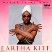 7'' - Eartha Kitt - Where Is My Man / Instrumental