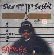 LP - Eazy-E - Str8 Off Tha Streetz Of Muthaphukkin Compton - STILL SEALED!