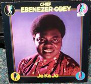 LP - Ebenezer Obey - Je Ka Jo