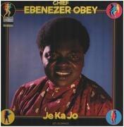 LP - Ebenezer Obey - Je Ka Jo (Let Us Dance)