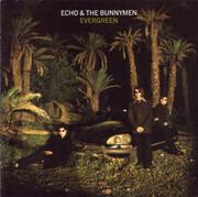 CD - Echo & The Bunnymen - Evergreen