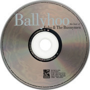 CD - Echo & The Bunnymen - Ballyhoo : The Best Of Echo & The Bunnymen