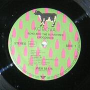 LP - Echo & The Bunnymen - Crocodiles