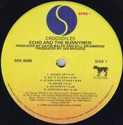 LP - Echo & The Bunnymen - Crocodiles - Still sealed