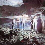 12inch Vinyl Single - Echo & The Bunnymen - Silver (Tidal Wave)