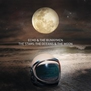 Double LP - Echo & The Bunnymen - The Stars,The Oceans & The Moon - .. THE MOON
