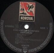 LP - Echo And The Bunnymen - Crocodiles