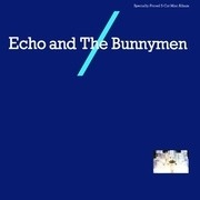 LP - Echo & The Bunnymen - Echo And The Bunnymen