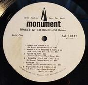 LP - Ed Bruce - Shades Of Ed Bruce