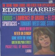 LP - EDDIE HARRIS - The Theme From Exodus And Other Film Spectaculars