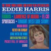 LP - EDDIE HARRIS - THE THEME FROM EXODUS & OTHER FILM
