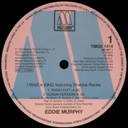 12'' - Eddie Murphy - I Was A King