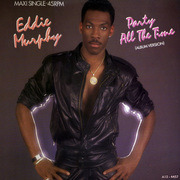 12'' - Eddie Murphy - Party All The Time