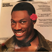 7inch Vinyl Single - Eddie Murphy - Enough Is Enough