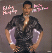 7'' - Eddie Murphy - Party All The Time